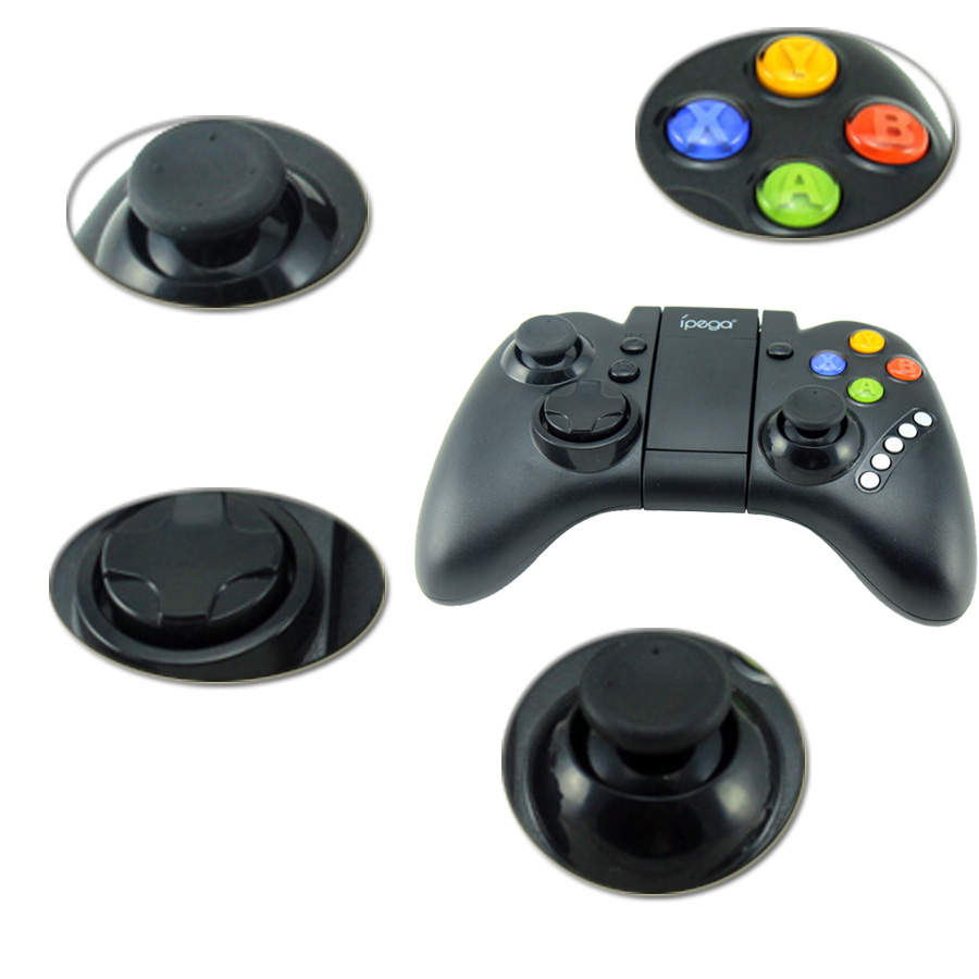 New Bluetooth 3.0 Wireless Multimedia Game Pad Controller IPEGA PG 9021 Gamepad Joystick for games For Android iOS PC Samsung цена 2017