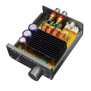 Image 3 - AIYIMA TDA7498E Digital Amplifier 160WX2 Stereo Sound Amplifier 2.0 Power Amplificador Low Distortion Speaker Home Theater DIY