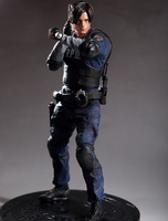 Game Resident Evil Character Leon Scott Kennedy Action Figure Toys
