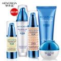 MENXILAN Hyaluronic Acid Serum Moisturizing Skin Care Face Cream Wrinkle Eye Cream Whitening Essence DD Cream Deep Cleansing
