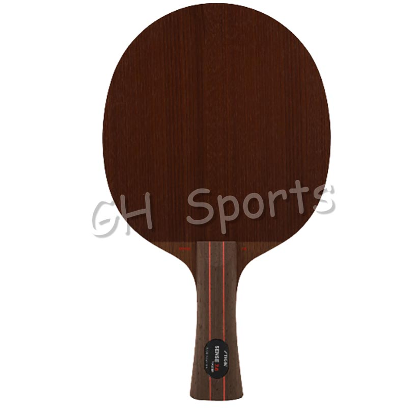 Stiga Sense 7.6 Table Tennis Blade for PingPong Racket stiga celero wood ce table tennis blade for pingpong racket