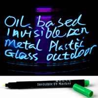 Marque réactive UV Invisible permanente tout usage idéale pour la chambre à Message secrète