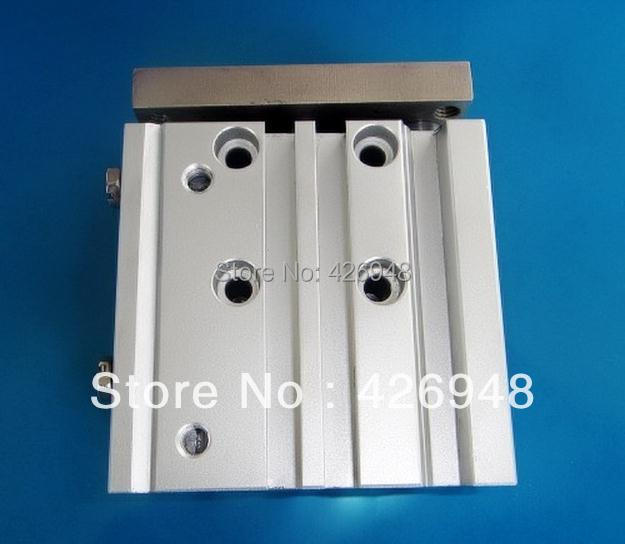 B&N Type MGPM 12-150, Bore 12mm, Stroke 150mm, PNEUMATIC SLIDE  TABLE  CYLINDER  ACTUATOR  1.0MPa