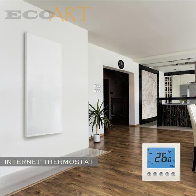 720 watt ecoart heizkörper infrarotheizung panel für schlafzimmer ...
