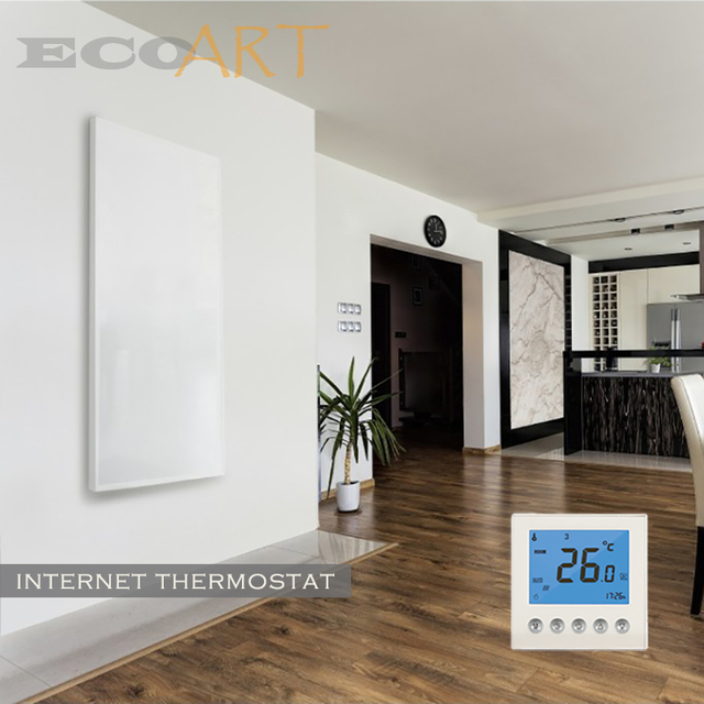 720w Ecoart Heating Radiator Infrared Heater Panel For Bedroom Yoga