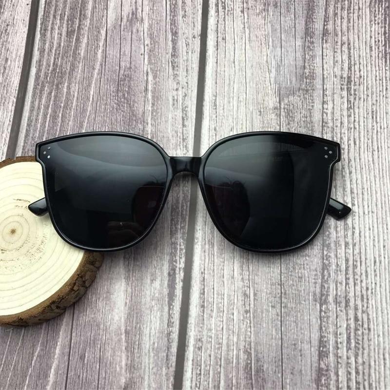 2019 Brand New Korea Design Women Gentle Monster Sunglasses Fashion Cat Eye Sunglass Men Vintage Sun glasses Retro oculos de sol-in Women's Sunglasses from Apparel Accessories