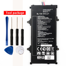 Original High Capacity BL-T20 Battery For LG G Pad X 8.0 V521 BLT20 4650mAh