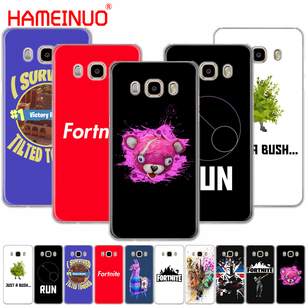 HAMEINUO Fortnite Bush Art cover phone case for Samsung Galaxy J1 J2 J3 J5 J7 MINI ACE 2016 2015 prime