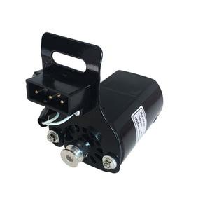 Image 2 - 220 V 100 W 0,5 Amps Kupfer Hause Nähmaschine Motor Fuß Pedal Controller Inländischen Handarbeit für Nähen Maschinen Zubehör