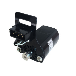 Image 2 - 220V 100W 0.5 Amps Copper Home Sewing Machine Motor Foot Pedal Controller Domestic Handwork  for Sewing Machines Accessories