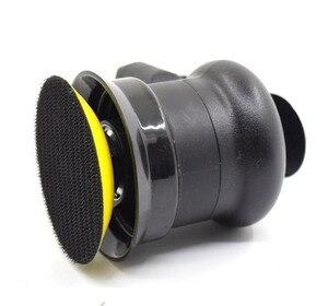 Image 5 - Wilin ミニ空気圧エアランダム軌道サンダース研磨 MircoTool ポリッシャー 3 インチ 4 インチパッド軌道 3 ミリメートル