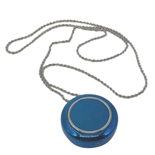 Air Purifier Usb Portable Personal Necklace Negative Ion Freshener