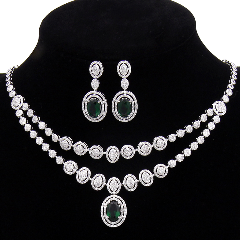 Hot Luxury Round Stone Jewerly Sets For Women African Beads Jewelry Set Parure Bijoux Femme AS038Hot Luxury Round Stone Jewerly Sets For Women African Beads Jewelry Set Parure Bijoux Femme AS038