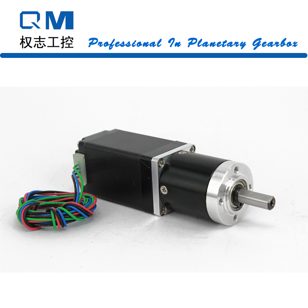 Gear Stepper Motor Nema 11 Planetary  Gearbox Gear Ratio 20:1 25 Acrmin  Nema 11  Stepper Motor  50mm  Robot Pump 3D Printer nema23 geared stepping motor ratio 50 1 planetary gear stepper motor l76mm 3a 1 8nm 4leads for cnc router