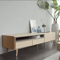 Solid wood living room furniture TV table TV stand TV cabinet
