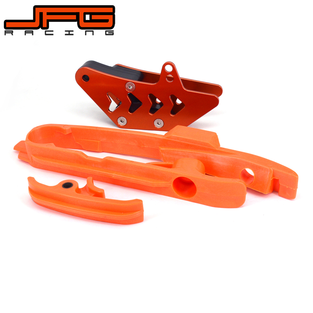 Chain Slider Guide Guard Swingarm Slider Protector For KTM SX SXF 125 150 200 250 350 450 525 SX250 SX350 SX450 SXF250 11-15 0322 star new team graphics with matching backgrounds fit for ktm sx sxf 125 150 200 250 350 450 500 2011 2012
