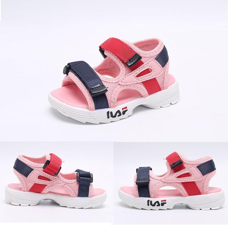 Sandals Children Toddler Girls Summer Sandal 2018 Kids Shoes Little Boy Sport Sandals Quality Kids Rubber Sandals Girl Boys 2
