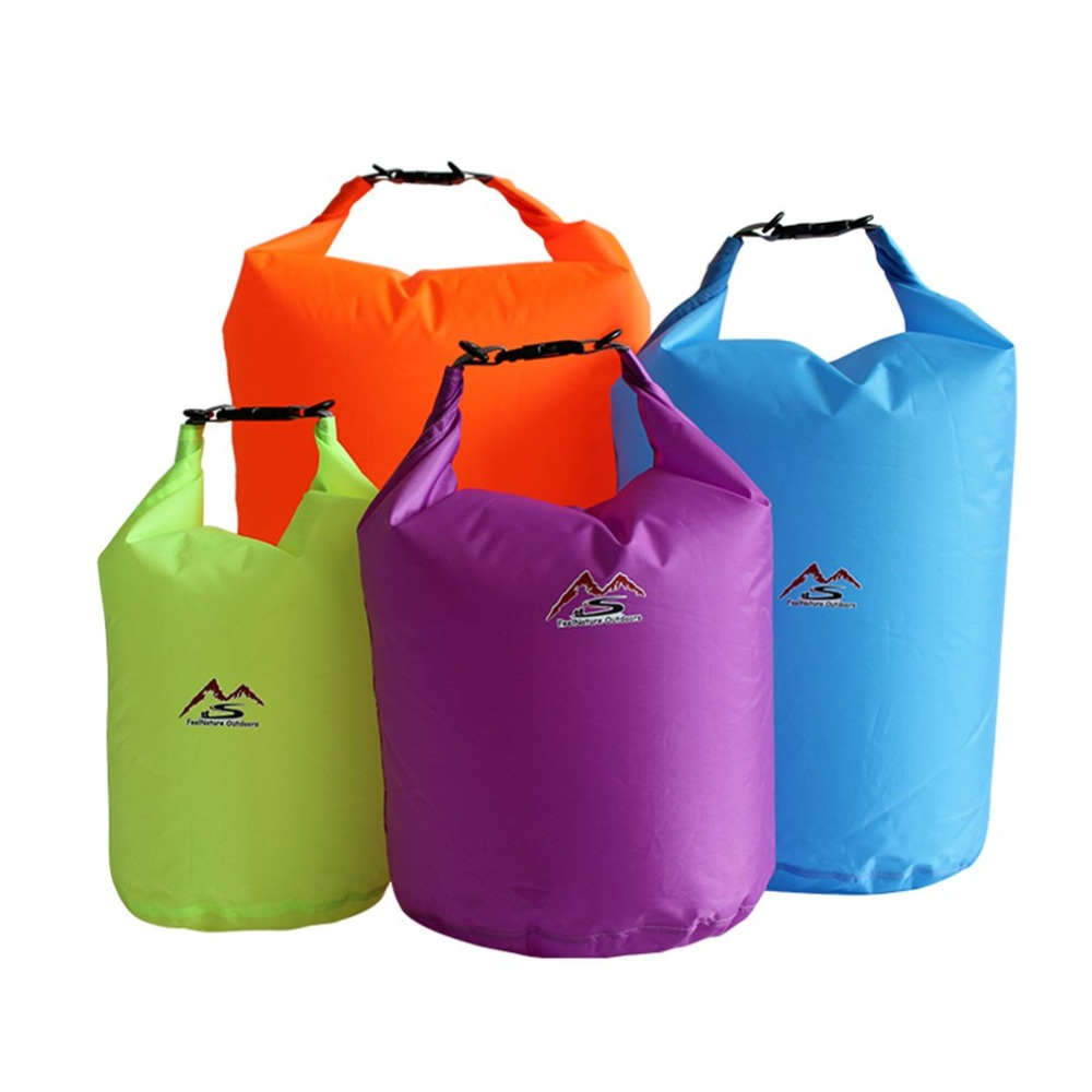 Us 1 49 5l 10l 20l 40l 70 Outdoor Dry Waterproof Bag Sack Floating Gear Bags For Boating Fishing Rafting Swimming In