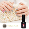 Sweet City  High Quality Gel Polish Long-lasting UV LED Beauty Nail Art Tools Gray Color 10ml 1Pcs