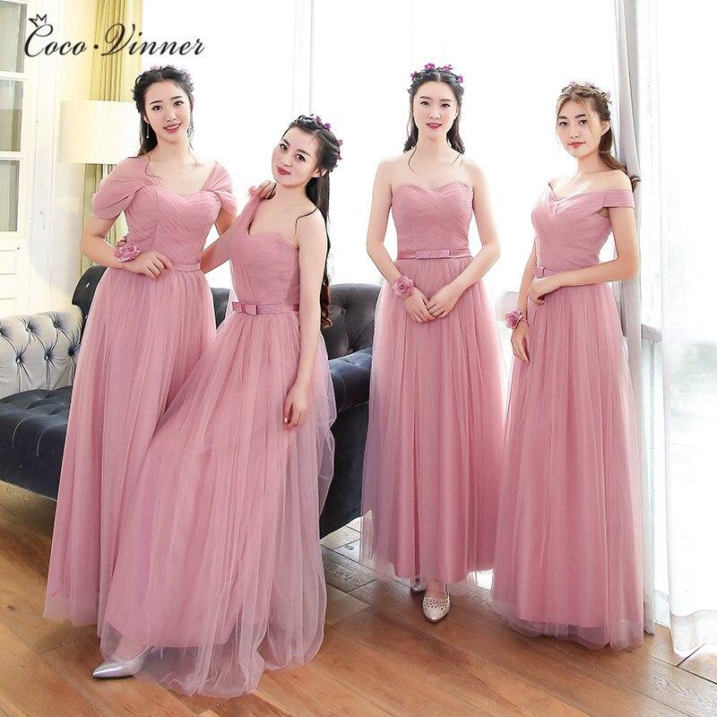 Hermosa Damas De Honor Vestido De Diseño Colección de Imágenes ...