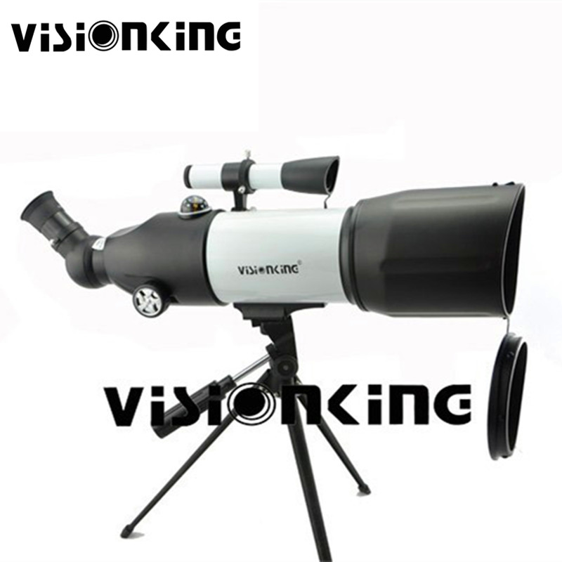 Visionking CF 80400 ( 400/ 80mm ) Monocular Refractor Space Astronomical Telescope Spotting Scope Saturn Ring Jupiter Moon Scope brand new f90060m 900 60mm monocular refractor space astronomical telescope spotting scope 45x 675x