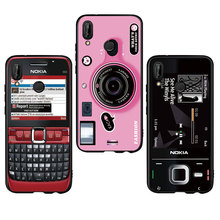 MA Retro Funny Fashion Mobile Phone Case Cover For Huawei P8 P9lite 2017 P10 P20Lite Honor6X 7X 8X 9 Mate10 VIEW20 lite proWoman