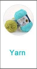 algodão para crochê, 5 peças 470 g
