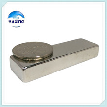 1pc N35 Magnet Strong 60 x 20 x 10mm Super Strong Rare Earth Permanet Magnet Powerful Block Neodymium Magnets  60*20*10 цена 2017