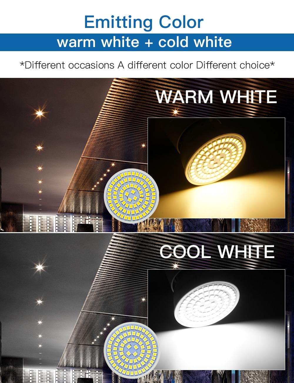 Led Spotlight Lamp