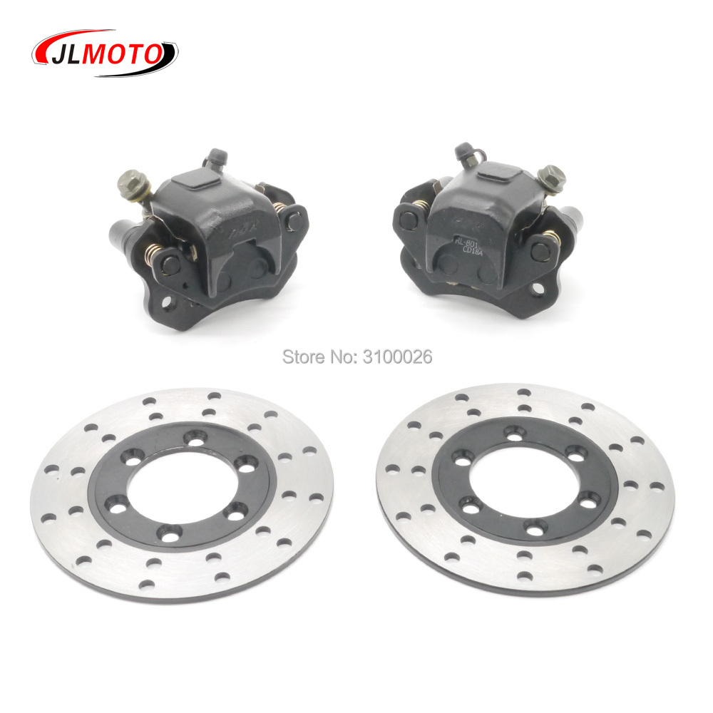 Back To Search Resultsautomobiles & Motorcycles Rear Brake Caliper With 190mm Disc Fit For Jinling Taotao Sunl 125cc 250cc 200cc 500w Electric Quad Atv Utv Go Kart Buggy Parts