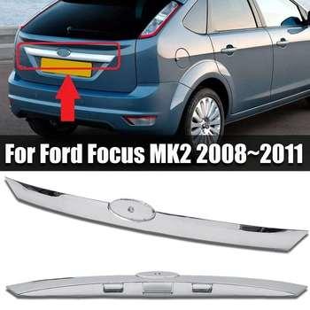 1 قطعة كروم الخلفية الباب الخلفي التمهيد يفتغاتي قطاع مقبض ل MK2 2008 ~ 2011