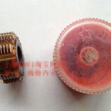 Червячная Шестерня варочная поверхность небольшой модуль передач червячная Фриза m1(13*, маленького размера, круглой формы с диаметром 32 мм