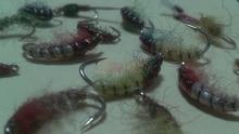 MNFT 5M Multi Color Elastic Nymphal Fly Tying DIY Skin Fly Fishing Nymph Flies Making Material Fishing Bait Lures White Black