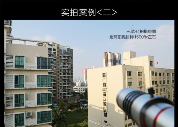 Universal 18X Zoom Phone Telescope Telephoto Camera Lens + Tripod for iphone 8 7 Samsung Galaxy S8 S7 edge S8 Plus oneplus 3t 7