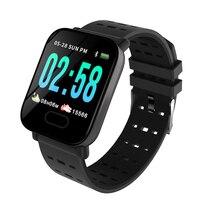 SANDA Smart Watch IP67 Waterproof Bluetooth Heart Rate Monitor Blood Pressure Smartwatch for Xiao mi Android IOS Men Women Clock