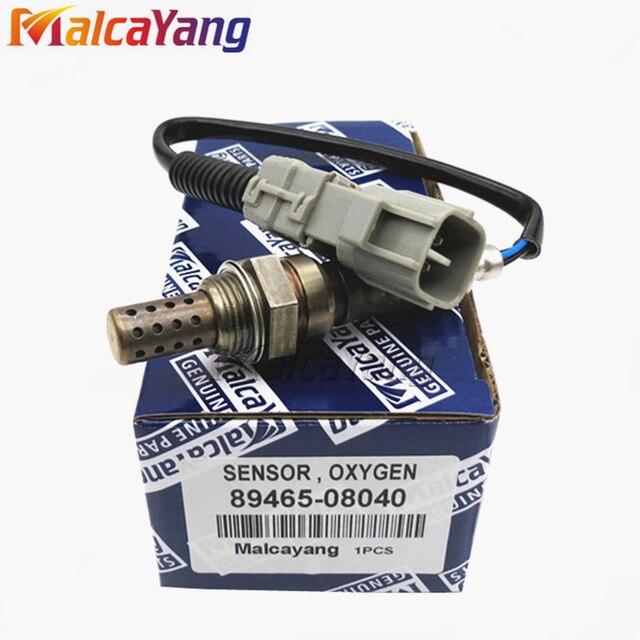 1pcs For Lexus RX330 RX350 Toyota Sienna Oxygen Sensor 89465 08040  8946508040 O2 Lambda Probe Sensor-in Exhaust Gas Oxygen Sensor from  Automobiles &