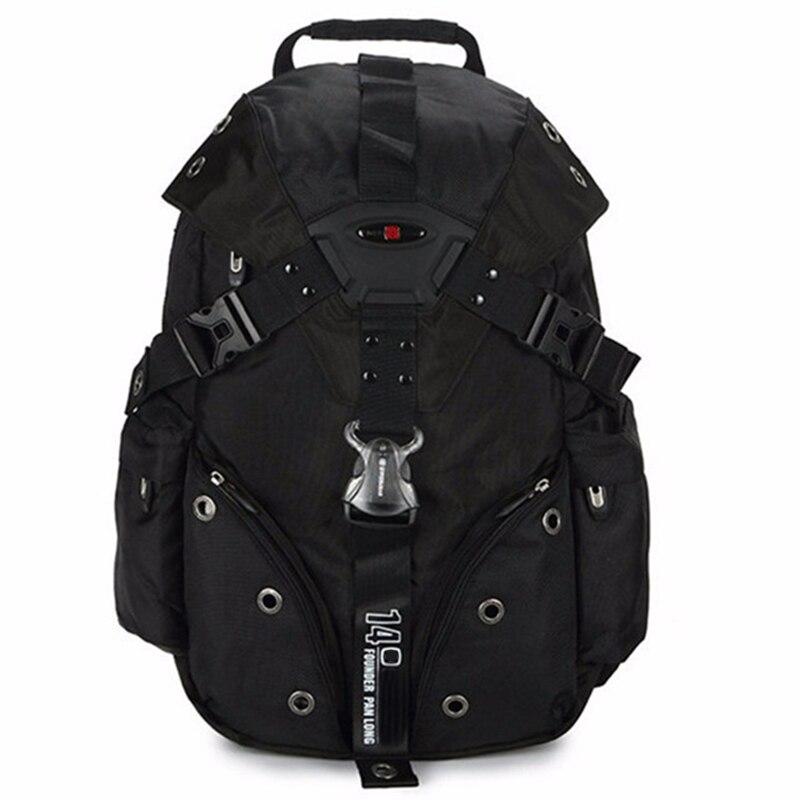 Swiss militaire 14F armée voyage sacs sac à dos pour ordinateur portable 15.6