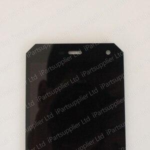 Image 3 - Nomu s10 display lcd + de tela toque 100% original lcd digitador substituição do painel vidro para nomu s10
