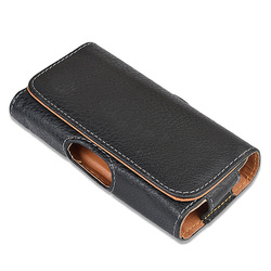 Leather Holster Belt Pouch Case For Nokia 3310 2017/Nokia 230 Dual SIM/For Nokia 105 2017/Nokia 130 Dual SIM 2017/Lumia 215/301