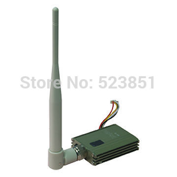 Hot Sale 1.2GHz 400mW wireless video transmitter with 8 channels 1.2G - Camera and Photo - Photo 2