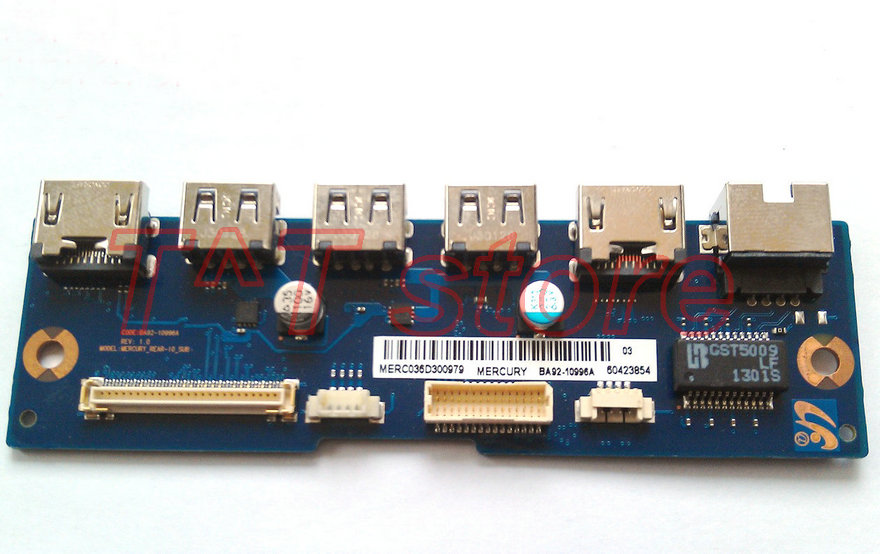 купить original for DP700A3D 700A7D USB HDMI LAN Board BA92-10996A test good free shipping по цене 4419.84 рублей