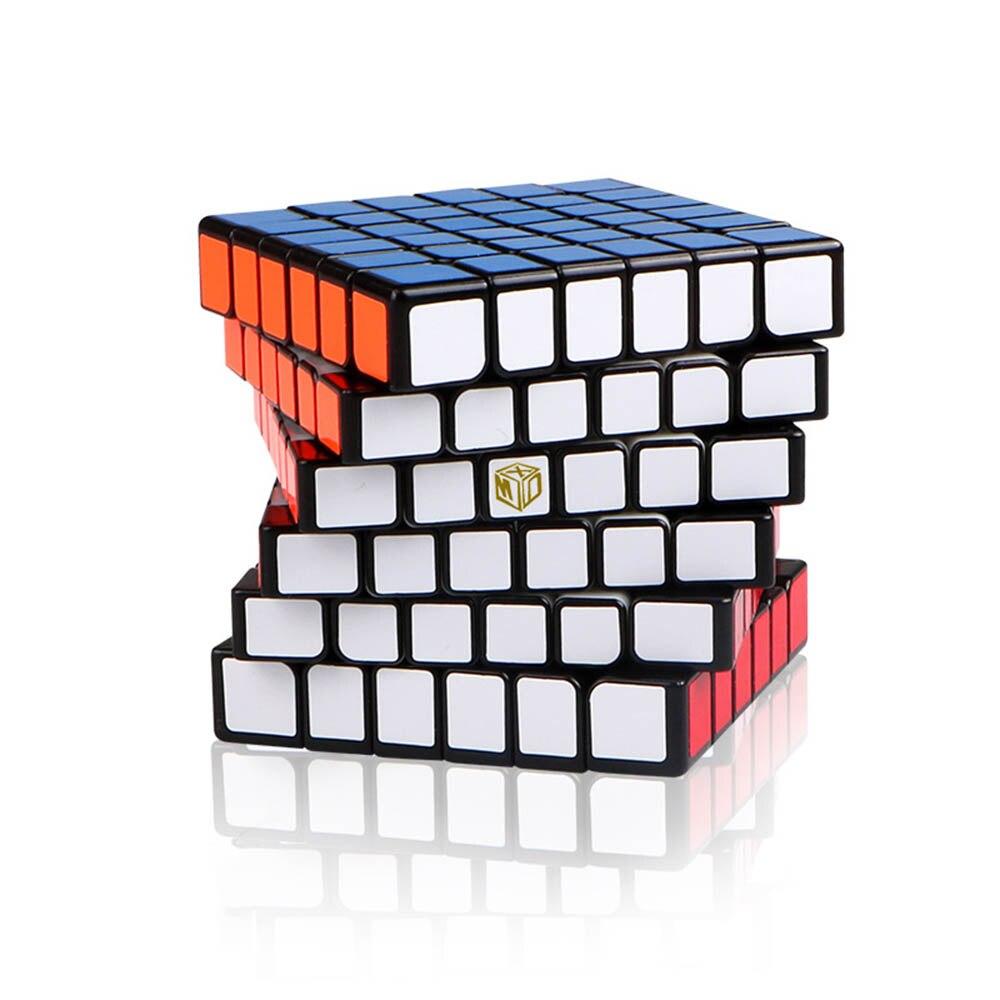 Qiyi Shadow 6*6*6 Cubes magiques Puzzle vitesse compétition Cube jouets éducatifs cadeaux pour enfants enfants