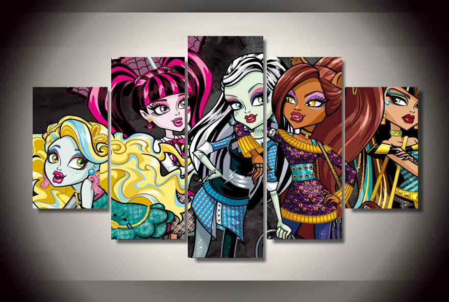 Monster High Wall Decor online get cheap monster high poster -aliexpress | alibaba group