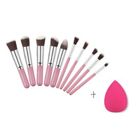 Eye Makeup Brushes Set Eyeshadow Blending Brush Powder Foundation Eyeshadading Eyebrow Lip Eyeliner Brush Cosmetic Tool