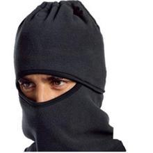 Knitted Wool Hat Winter Warm Outdoor Multi – Functional Fleece Cap Hat Mask Ski Cap Wear-resistant Breathable Windproof QR411