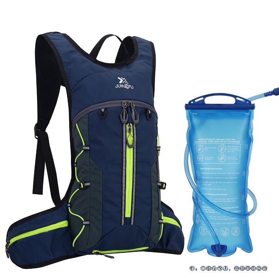 20L Спорт на открытом воздухе походная сумка для воды гидратации рюкзак для пеших прогулок ездовая сумка пакет для воды пузыря Мягкая колба
