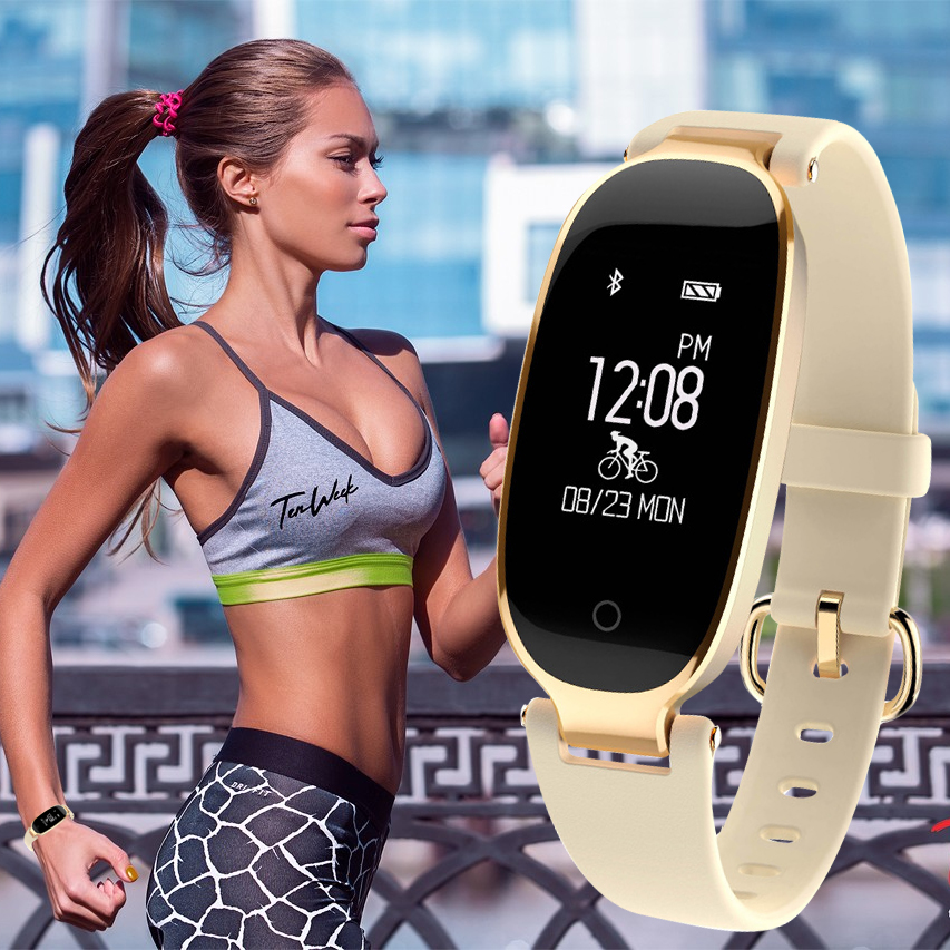 Soprt Smart Watch Women Smart Bracelet Watches Bluetooth Heart Rate Monitor Fitness Tracker For Android IOS Relogio Inteligente gagafeel smart watch for men women qs80 bluetooth smart watches fitness heart rate monitor smart bracelet for android ios