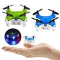 RC Toys Для Детей Мини-БПЛА Drone 2.4 Г 4CH Quadcopter Ротор Дроны Карман Квадрокоптер Toys Лучший Подарок Для малыш LB