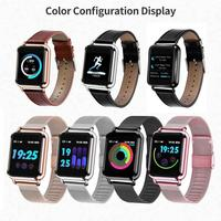 Bluetooth Q3 Smart Watch Men Waterproof Dynamic Blood Oxygen Pressure Pedometer Fitness Tracker Heart Rate Smartwatch PK Y1 DZ09