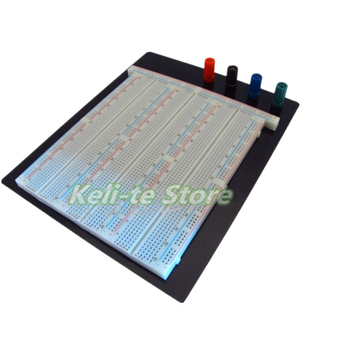 цена на Worldwide 2390 Tie-point Prototype Solderless Breadboard Electronic Experiment Board PCB High Quality ZY-206